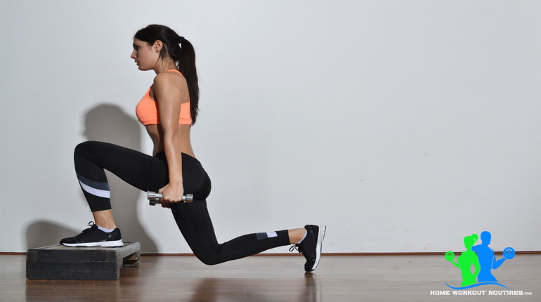 Stair workouts for beginners